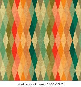 colorful seamless geometric pattern