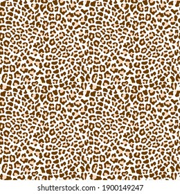 Colorful seamless vector pattern. Leopard print, abstract backdrop with  shapes. Modern texture for textile, fabric, apparel, wallpaper, wrapping. Vector