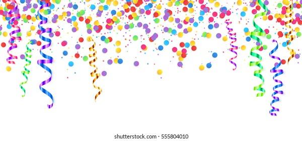 Birthday Border Images, Stock Photos & Vectors   Shutterstock