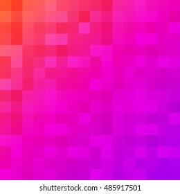 Colorful smooth gradient color Background squere Wallpaper. Inspired by instagram new logo 2016. Vector illustration color Background design for your instagram new icon project design.