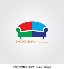 colorful sofa logo