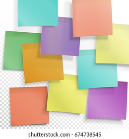 post it notes on wall images stock photos vectors shutterstock