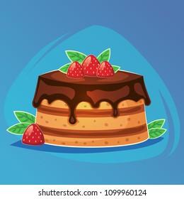 Kuchen und Sherbet datieren