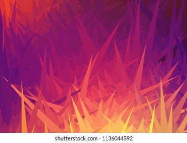 Colorful vector wallpaper