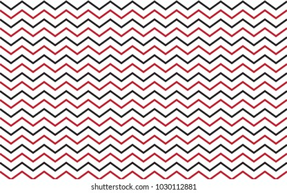 Colorful zigzag vintage vector background. Chevron seamless pattern.Vector
