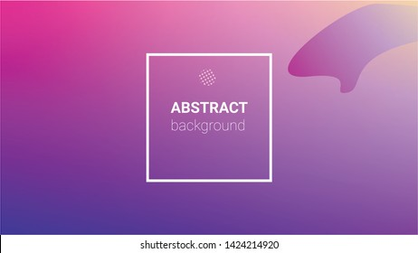 Colorfull Background. Banner Design Composition. Horizontal Orientation. Modern Geometric Pattern. Colorfull Background.