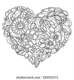 Mandalas De Amor Stock Illustrations Images Vectors Shutterstock