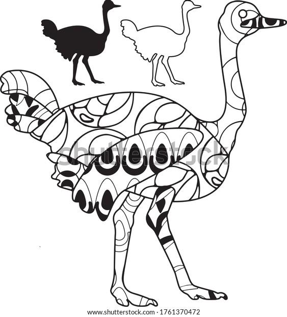 Adulto Anti-stress animales//Pájaro Dot to Dot Libro coloración Rompecabezas-diseño aleatorio