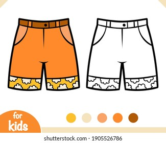 Clothes Coloring Book Hd Stock Images Shutterstock