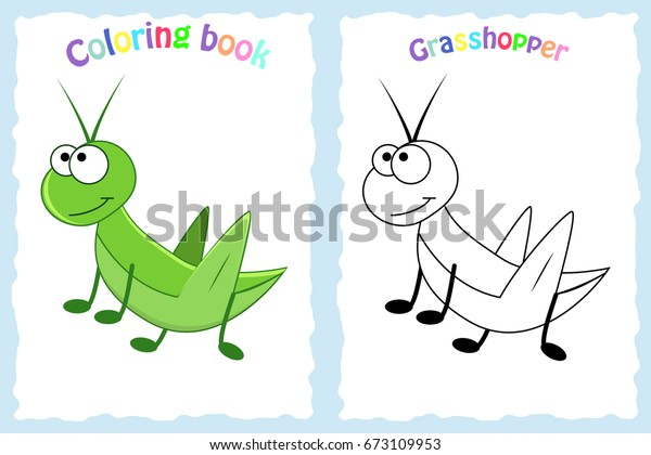 coloring book page preschool children colorful stock vector royalty free 673109953 https www shutterstock com image vector coloring book page preschool children colorful 673109953