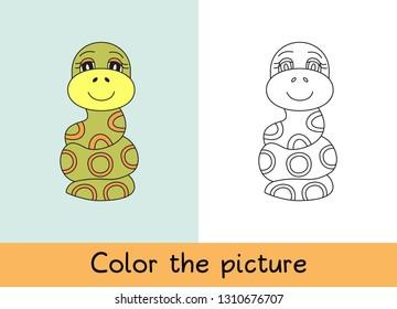 Snake Cartoon Pictures Images, Stock Photos & Vectors | Shutterstock