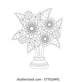 coloring page book adults children 260nw