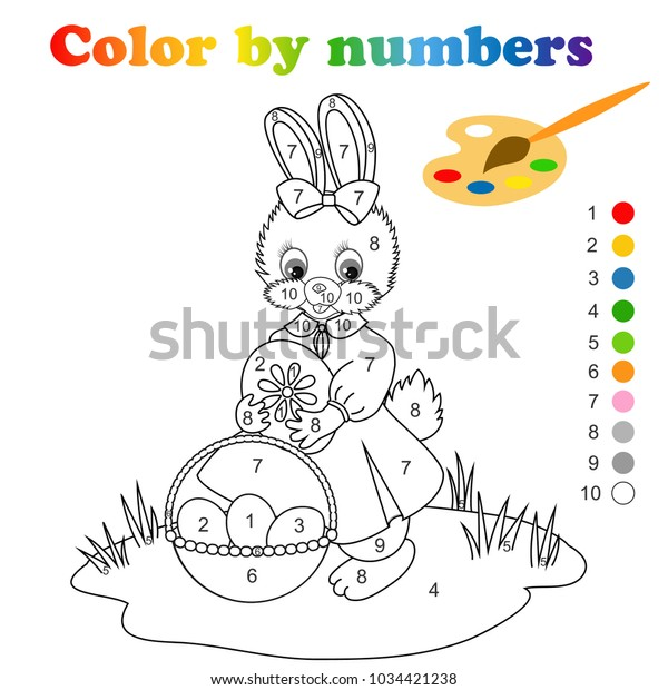 Easter Coloring Pages for Kids - Crazy Little Projects | 620x600