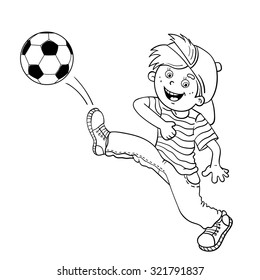 Free Printable Soccer Coloring Pages, Download Free Clip Art, Free ... | 280x260