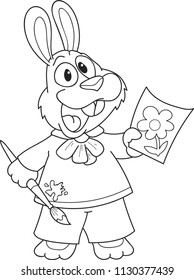 Coloring Page Outline Images Stock Photos & Vectors