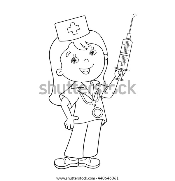 Thermometer coloring pages | Coloring set Medical stethoscope ... | 620x600