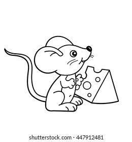 5500 Top Cartoon Mouse Coloring Pages  Images