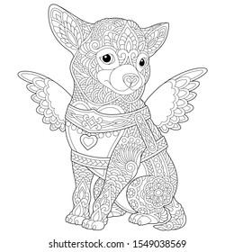 Chihuahua   Worksheet   Education.com   280x260