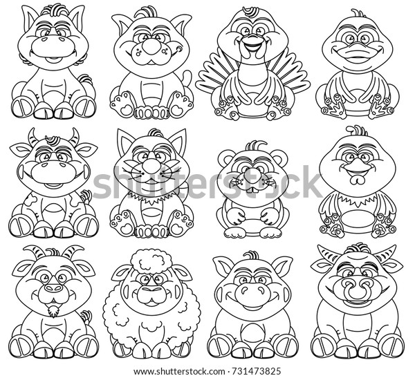 Farm Alphabet Coloring Pages -(upper & lower case) DRAG TO DESKTOP AND  PRINT FULL SIZE | Farm coloring pages, Abc coloring pages, Animal coloring  books | 547x600