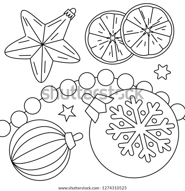 Free Printable Christmas Toys Coloring Pages! | Vintage coloring ... | 620x600