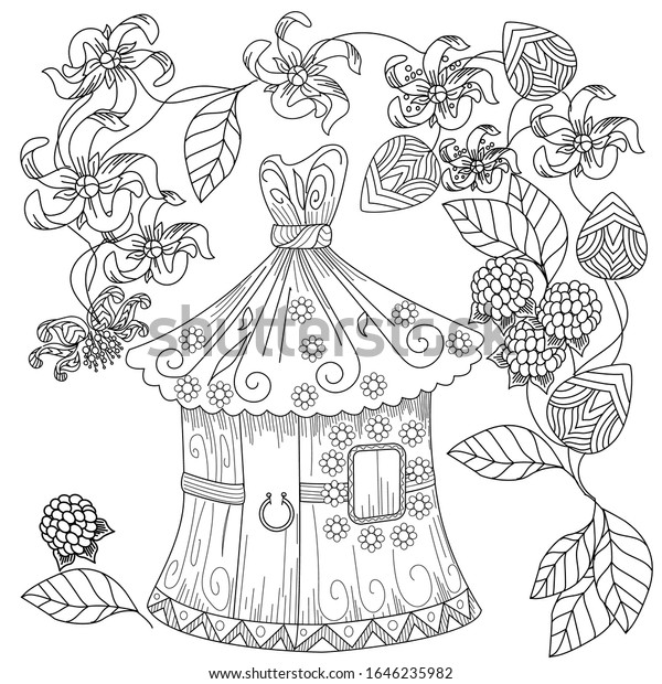 59 Best Birdhouse Coloring Pages for Kids - Updated 2018 | 620x600