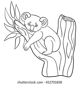 coloring pages little cute baby 260nw