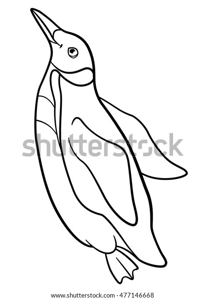 98 Top Coloring Pages Of Cute Penguins , Free HD Download