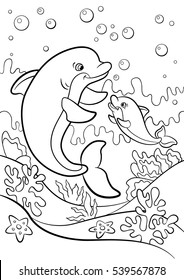Animal Coloring Pages Images Stock Photos Vectors Shutterstock