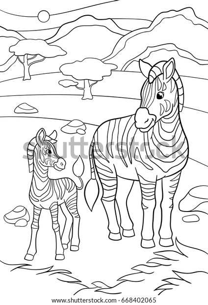 zebra coloring pages – littapes.com | 620x424