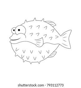 Puffer Fish Images, Stock Photos & Vectors | Shutterstock