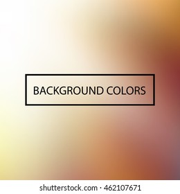 colors background, backdrop,