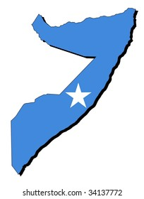 colors of Somalia