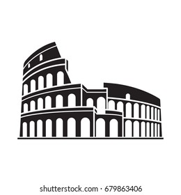 colosseum building landmark