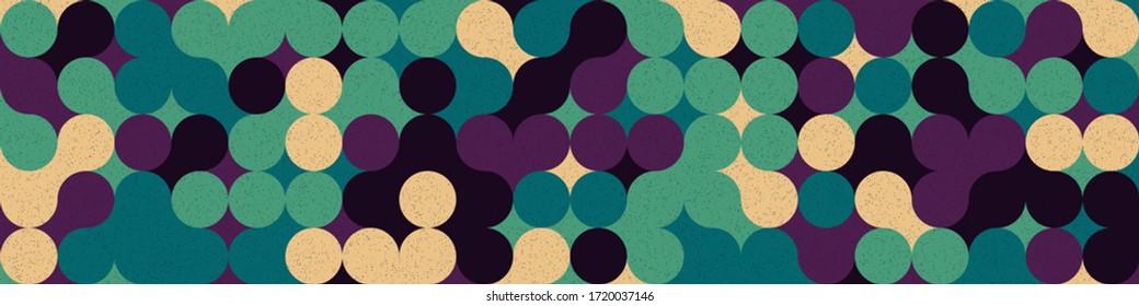 Colour Dots Universe art background design illustration - Shutterstock ID 1720037146