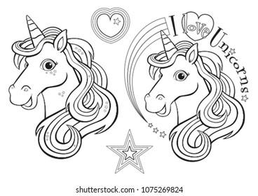 Colour In Unicorn