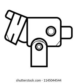 colposcopy icon vector