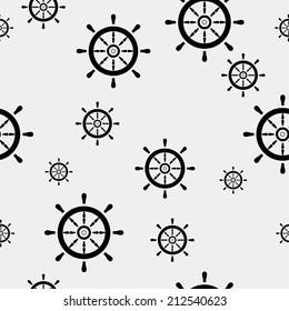 Columbus day or marine pattern