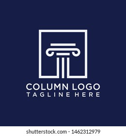 column vector logo icon template download quality