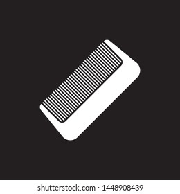 comb icon vector, eps 10