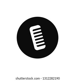 Comb rounded icon
