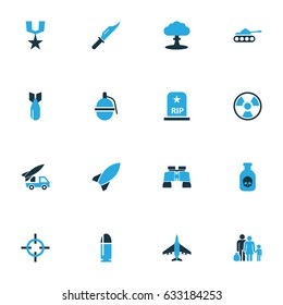 Premium Set Fill Icons Such Medieval Stock Vector (Royalty