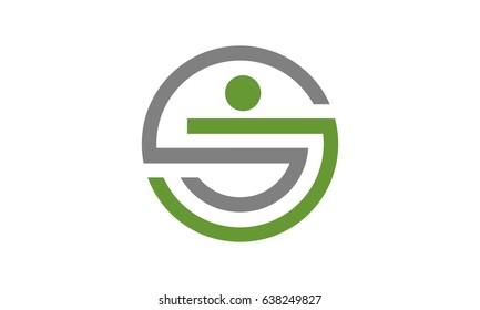 Combination SJ Logo