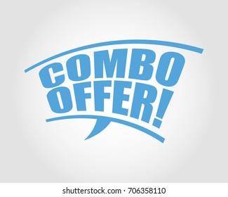 Combo offer