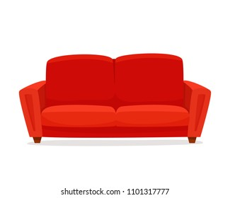 Stupendous Sofa Cartoon Images Stock Photos Vectors Shutterstock Machost Co Dining Chair Design Ideas Machostcouk