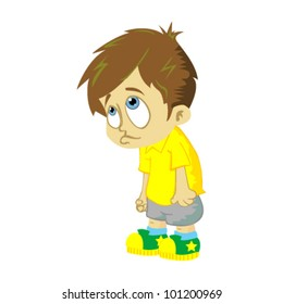 Sad Boy Images Stock Photos Vectors Shutterstock