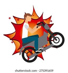 comic pop art design, vector illustration eps10 graphic