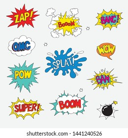 Popping Balloons Stock Illustrations, Images & Vectors
