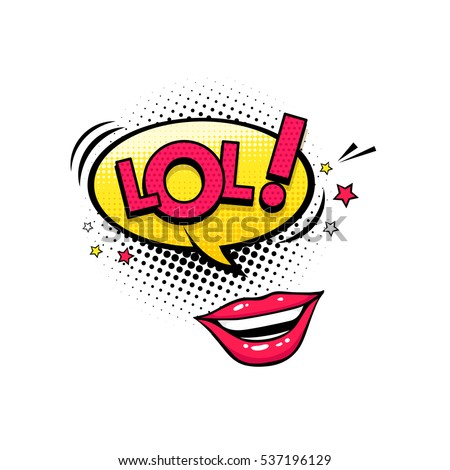 comic speech bubble stars emotional text stock vector royalty free