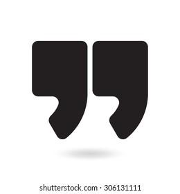 comma inverted