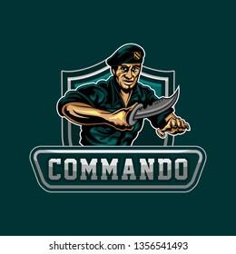 Commando The Green Berets